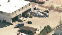 RAW: Body of infant found at RMC recycling plant