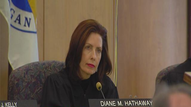 Sentencing for Diane Hathaway