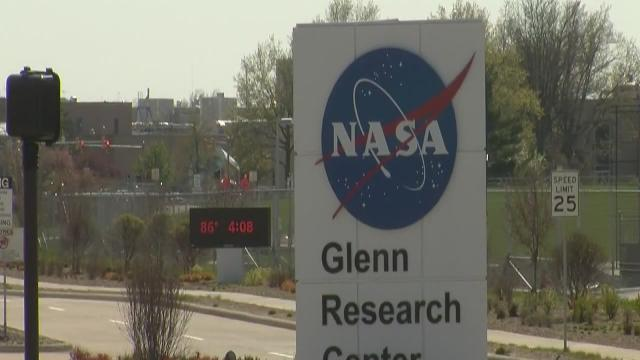 6pm: NASA Glenn substance scare