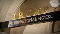 Bahrain Books Trump Hotel Ballroom, Raising Ethical Concerns