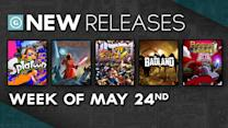 Splatton, Magicka 2, Ultra Street Fighter IV - New Releases