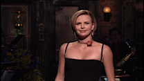 Charlize Theron's First 'SNL' Monologue