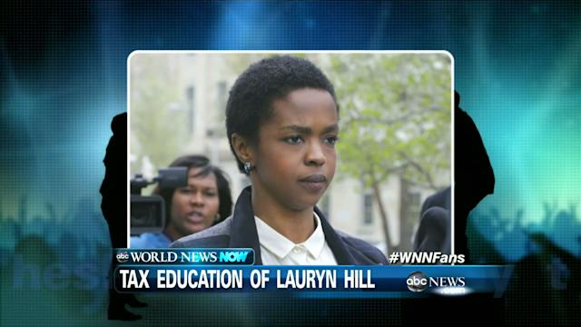 Lauryn Hill Sentenced to 3 Months