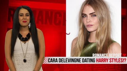Harry Styles Dating Cara Delevingne!?
