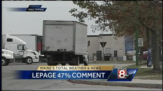 Gov. LePage backtracks on 47% comment