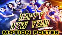 Shahrukh Khans Happy New Year Motion Poster Released