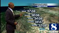 Check out your Saturday evening KSBW Weather Forecast 01 05 13