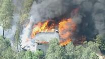 Colorado Wildfire Takes Out at Least 92 Forest Homes