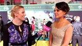 Video: Mila Kunis on Keeping Mysterious Oz Secrets - Even From Loved Ones!