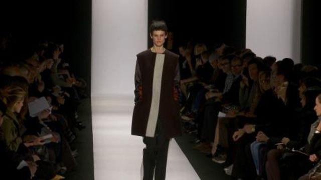 Style.com Fashion Shows - Narciso Rodriguez: Fall 2011 Ready-to-Wear