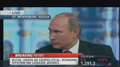 Putin defends position on Ukraine