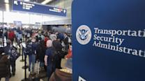 Head of TSA forced out