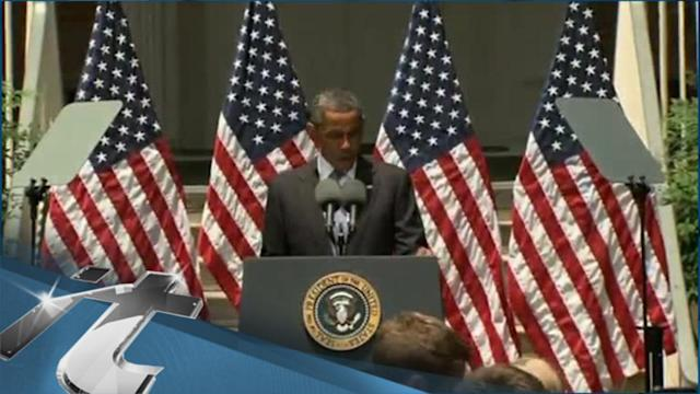 Politics Breaking News: Obama Takes on Power Plants as Part of New Climate Plan