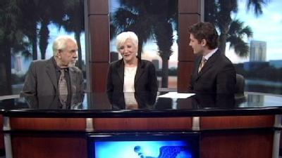 Olympia Dukakis Talks About AARP Convention
