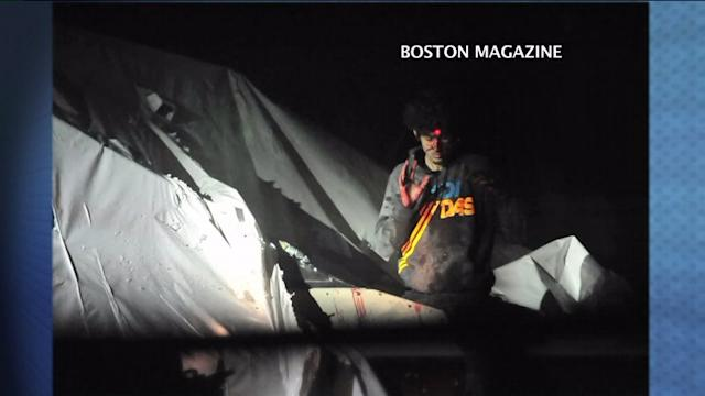 Cop Leaks Photos Of Boston Bomber Manhunt To Boston Magazine