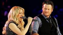 Blake Shelton Talks Shakira Duet