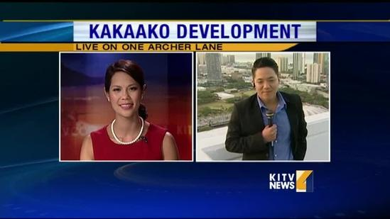 Residents voice concern over Kakaako plans