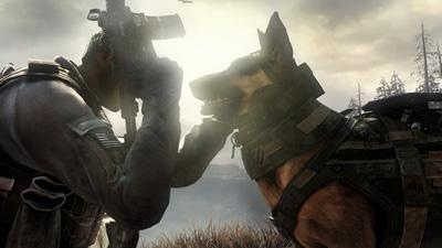 Meet Canine Star of New 'Call of Duty' Game