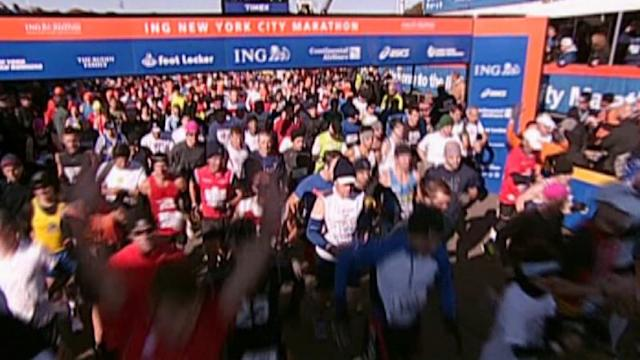 Gov`t. Shutdown Could Pose Problem For Marathon Runners