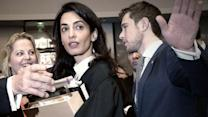 Amal Clooney Blasts Egyptian Government Over Ruling