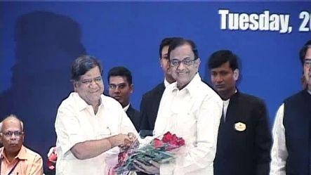 Chidambaram praises southern states for efficient credit delivery