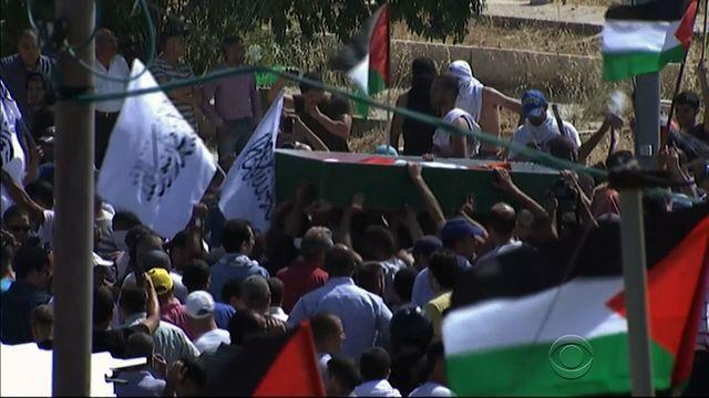 Palestinians clash with Israeli police as teen is mourned