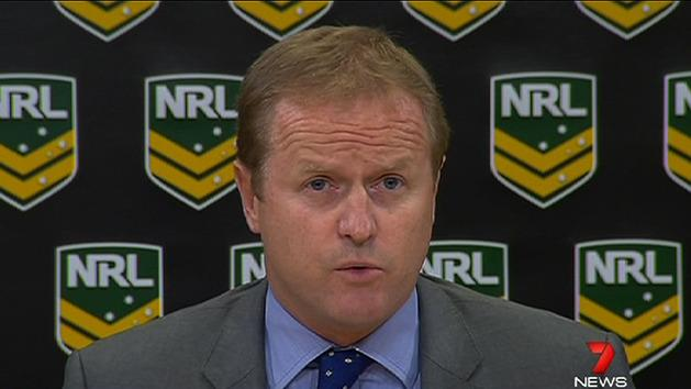 NRL announces new drug measures