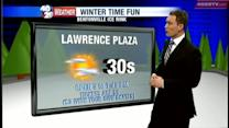 Darby's Weather Webcast, Jan3