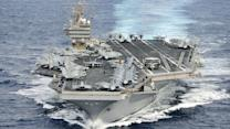 USS Gerald Ford: Biggest, baddest and most expensive carrier