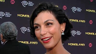 Morena Baccarin Discusses 'Homeland's' 'Intense' Season 2