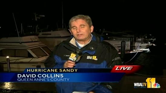 David Collins reports from Queen Anne's County