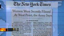 Headlines: West Point sgt. accused of taping female cadets