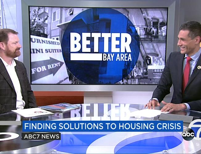 ABC7 is committed to Building A Better Bay Area and we discuss in-law units