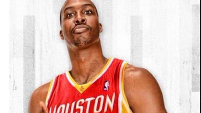 Lakers' Center Dwight Howard to join Houston Rockets