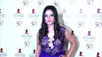 Mila Kunis Looks Like a Fairytale Princess at Oz Premiere