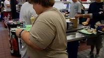 Obese children face serious health risk
