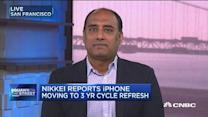 Betting on the iPhone?