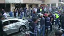 Iranian embassy in Beirut attacked in suspected double suicide bombing