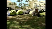City looks for ways to move Occupy Honolulu protesters