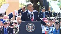 D-Day Remembered: President Obama Honors the Heroes of Normandy