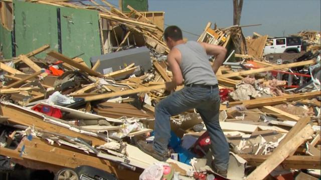Killer Tornados: How Families Survived