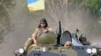 In Eastern Ukraine, Heavy Fighting Kills at Least 23