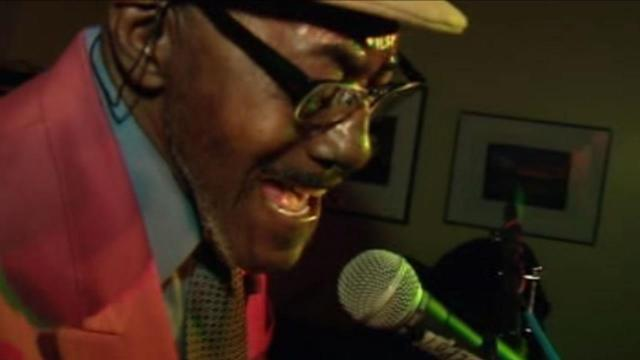 Blues legend teams with local fourth graders