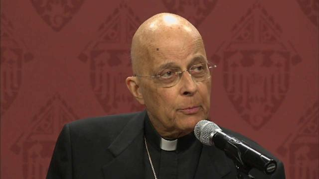Cardinal George asks church to start process of choosing successor
