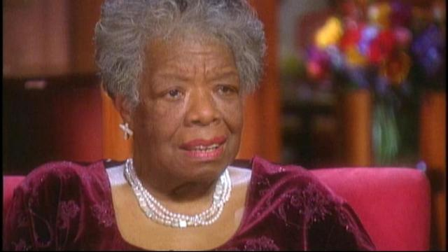 Maya Angelou's Final Recorded Words as World Reacts to Icon's Death