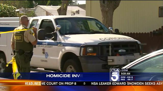 Woman`s Body Found at Lancaster Mobile Home Park