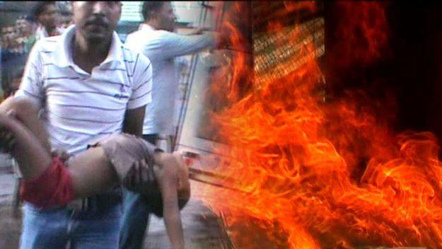Bihar mid day meal murder: Mob on rampage
