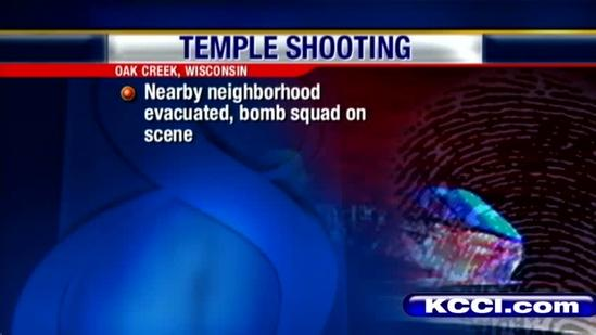 Local Sikh members respond to temple shooting