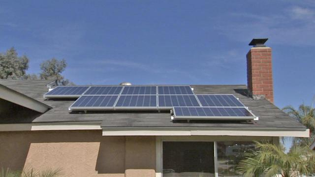 IE homes go green with loan program