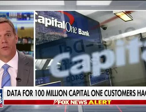 Contact Capital One >> Capital One To Contact Customers Affected By Massive Data Breach